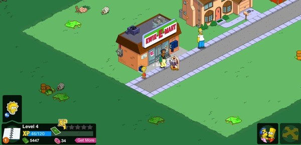 The Simpsons Tapped Out Screenshot 2