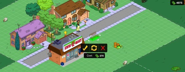 The Simpsons Tapped Out Screenshot 3