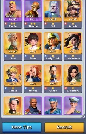 Top War Battle Game Screenshot 1