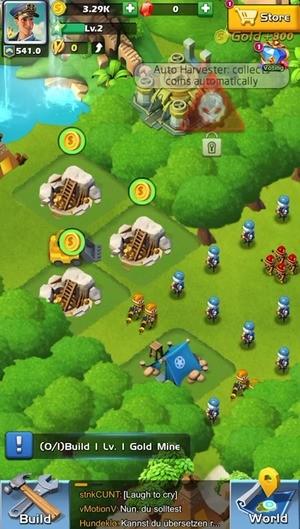 Top War Battle Game Screenshot 2
