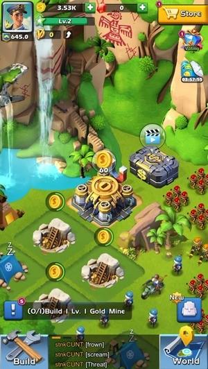Top War Battle Game Screenshot 3