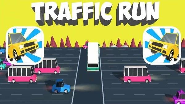 Traffic Run Logo