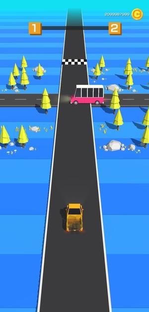 Traffic Run Screenshot 1