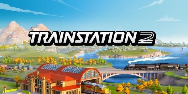 TrainStation 2 Logo