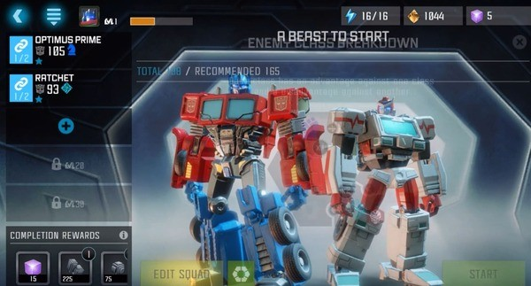 Transformers Forged to Fight Screenshot 2