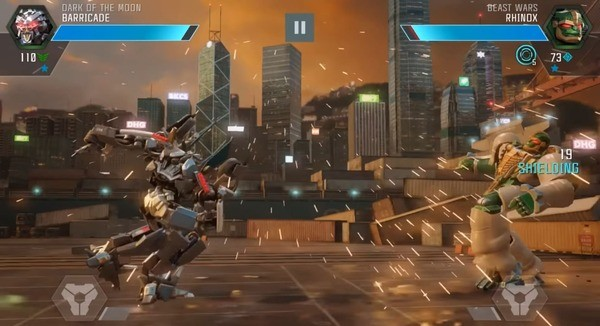 Transformers Forged to Fight Screenshot 3