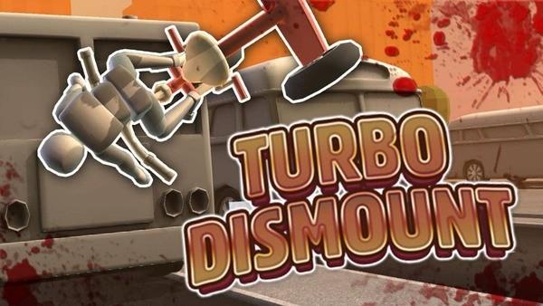 Turbo Dismount Logo