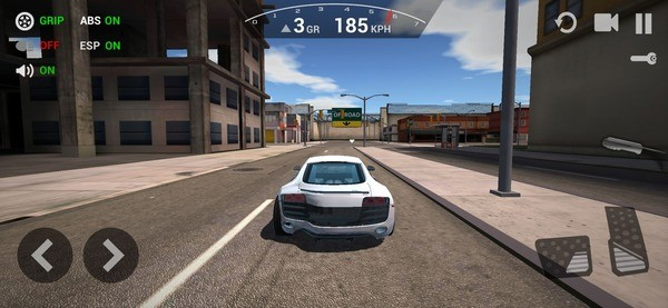 Ultimate Car Driving Simulator Screenshot 3