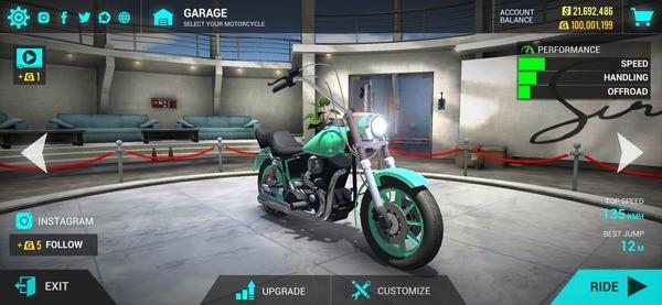 Ultimate Motorcycle Simulator Mod