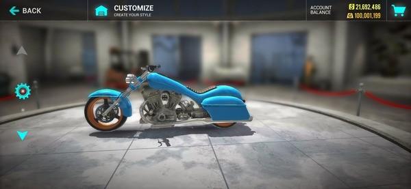 Ultimate Motorcycle Simulator Screenshot 1