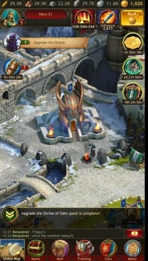 Vikings War of Clans Screenshot 2