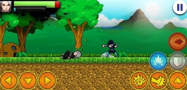 Warriors of the Universe Screenshot 1