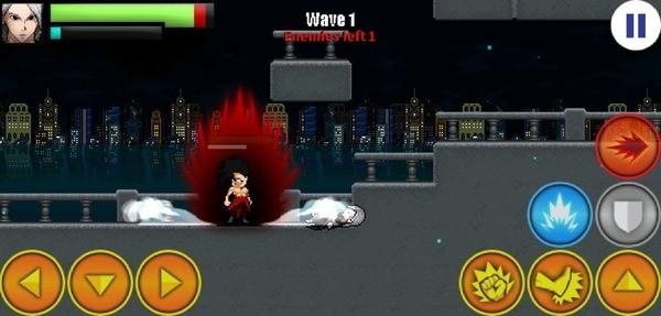 Warriors of the Universe Screenshot 2