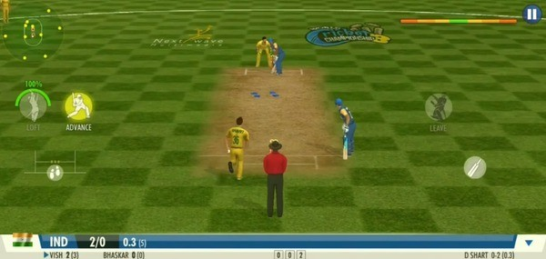 World Cricket Championship 3 Screenshot 2