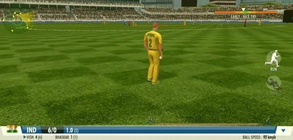 World Cricket Championship 3 Screenshot 3