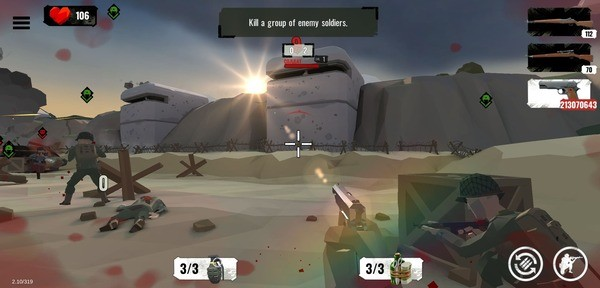 World War Polygon Screenshot 1