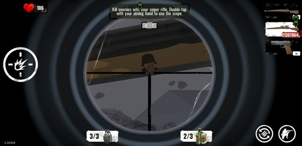 World War Polygon Screenshot 2