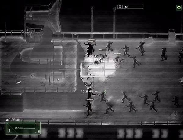 Zombie Gunship Survival Screenshot 1