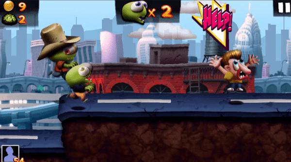 Zombie Tsunami Screenshot 2