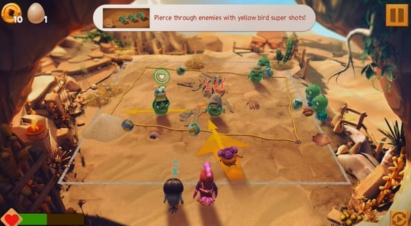Angry Birds Evolution Screenshot 3