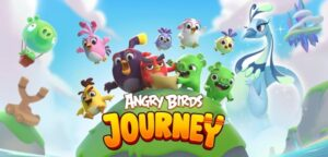 Angry Birds Journey Logo