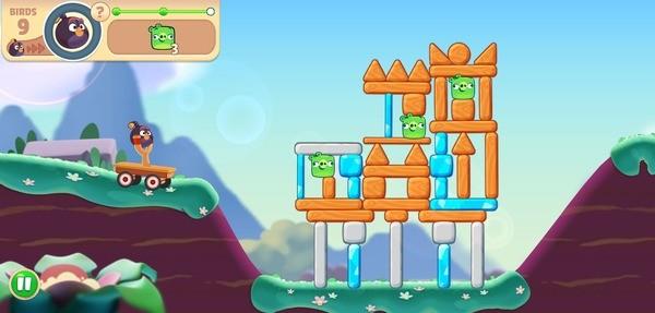 Angry Birds Journey Screenshot 3
