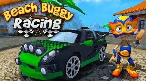 Beach Buggy Racing Logo
