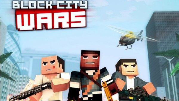 Block City Wars Logo