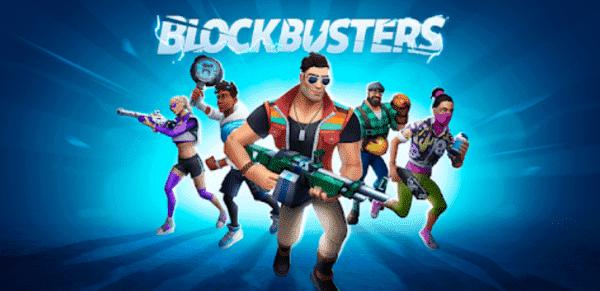 Blockbusters Logo