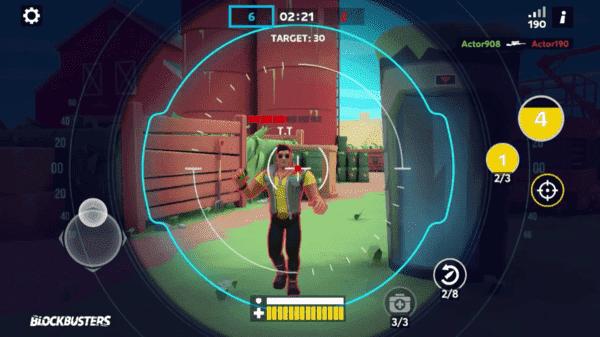 Blockbusters Screenshot 4