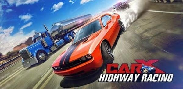 CarX Highway Racing Logo