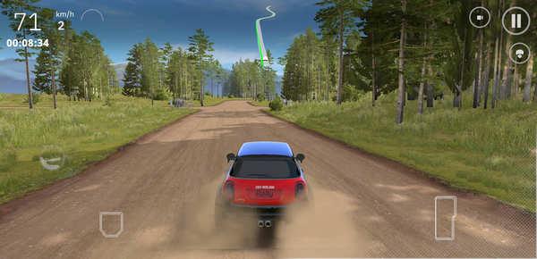 CarX Rally Screenshot 2
