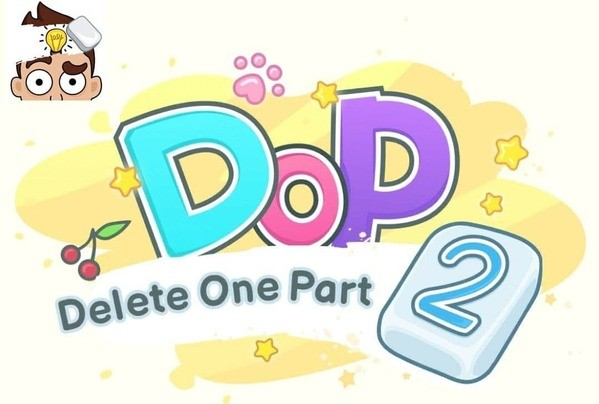 DOP 2 Delete One Part Logo