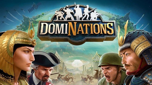 DomiNations Logo
