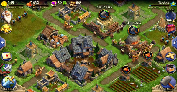 DomiNations Screenshot 3