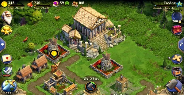 DomiNations Screenshot 4