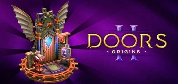 Doors Origins Logo