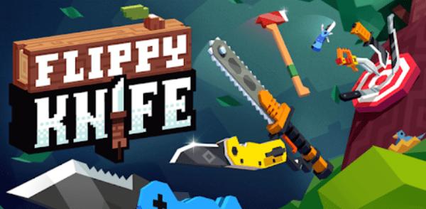 Flippy Knife Logo