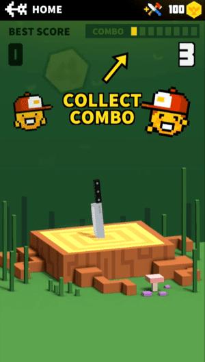 Flippy Knife Screenshot 2
