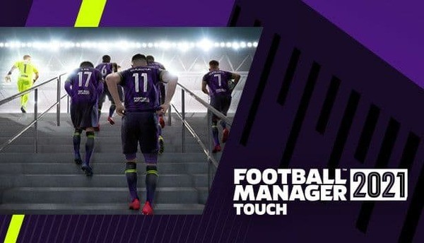 Football Manager 2021 Touch Logo