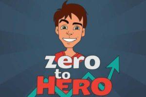 From Zero To Hero Logo