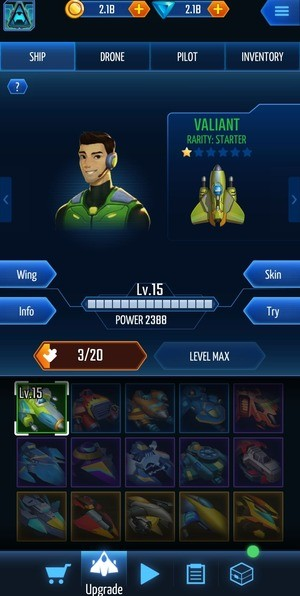 Galaxy Invaders Alien Shooter Mod
