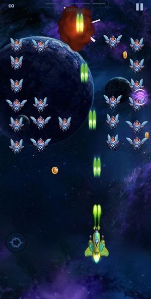 Galaxy Invaders Alien Shooter Screenshot 1