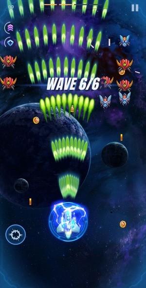 Galaxy Invaders Alien Shooter Screenshot 3