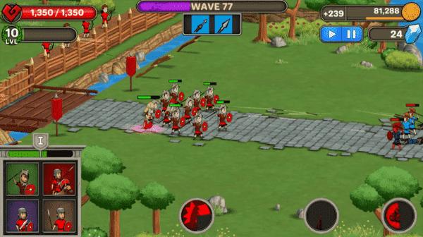 Grow Empire Rome Screenshot 2