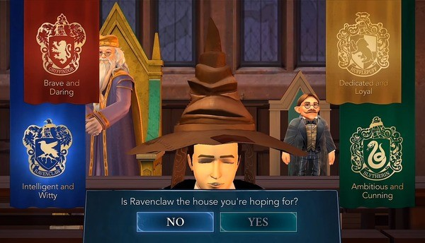Harry Potter Hogwarts Mystery Screenshot 1