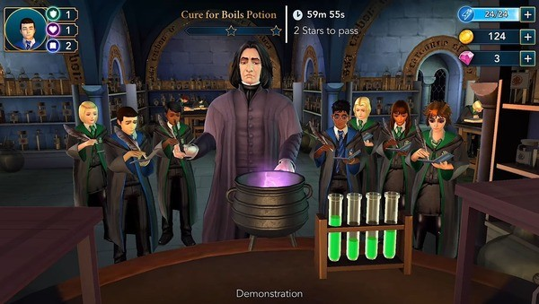 Harry Potter Hogwarts Mystery Screenshot 3