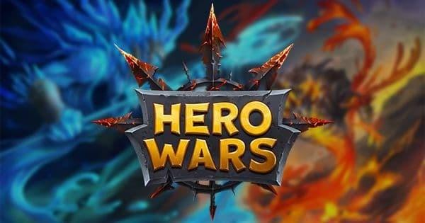 Hero Wars Logo