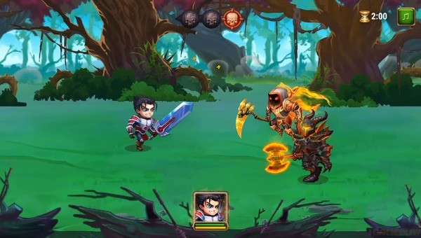 Hero Wars Screenshot 1