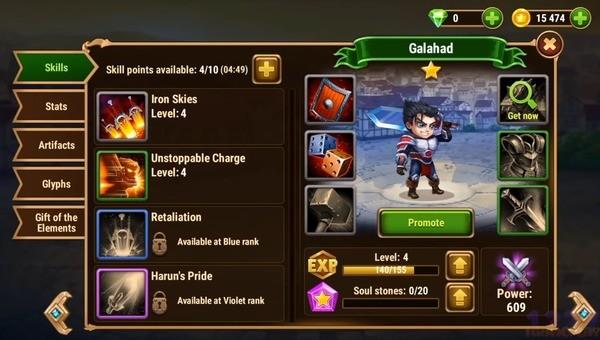 Hero Wars Screenshot 3